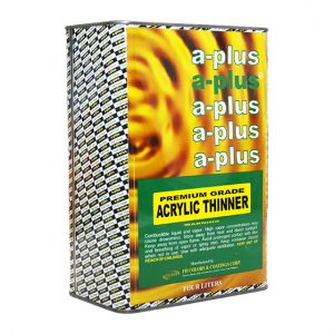 A-Plus PG Thinner Generic PG Acrylic Thinner